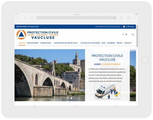 Protection Civile Vaucluse